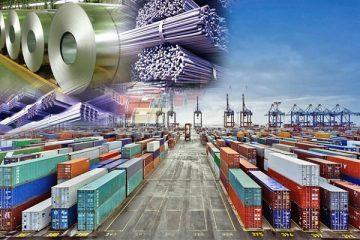 صدور بیش از ۱۷۲میلیون دلار محصولات تولیدی مرکزی به خارج از کشور