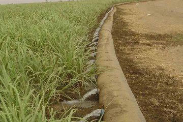 آبیاری کم فشار در ۴۰۰ هکتار از اراضی آذربایجان غربی اجرا شد