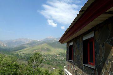 تپه عباس آباد؛ بام همدان ۲۰۱۸