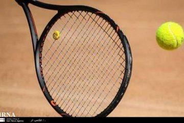 مسابقات کشوری تنیس آزاد مردان در مشهد آغاز شد