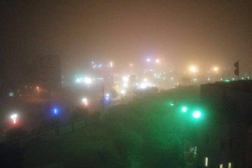 توفان در تهران ۱۸ نفر را مصدوم کرد