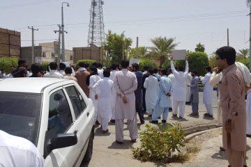 هیچ کس حق تجمع در ایرانشهر را ندارد