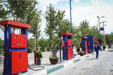 ۱۰۰ جایگاه کوچک سوخت در تهران ایجاد می شود