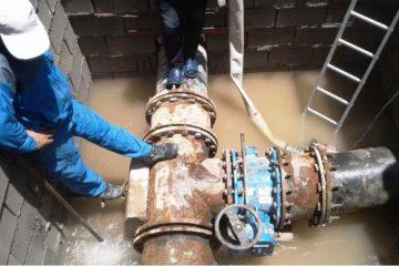 حوضچه های انتقال آب به یزد مورد تعرض قرار گرفت