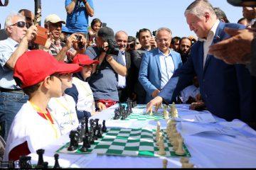 مسابقه بینالمللی شطرنج سیمولتانه تبریز ۲۰۱۸