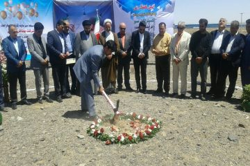 احداث پالایشگاه روغن اکستراکت سبز در اردستان آغاز شد