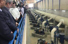 وزیر کشور از طرح ۴۶ هزار هکتاری دشت سیستان دیدن کرد