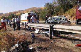 روزانه ۴۰ نفر در سوانح رانندگی جاده ها فوت می کنند