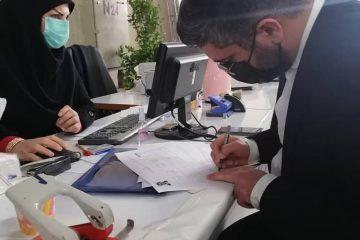 سید رحیم مرتضوی برای شورای شهر تهران ثبت نام کرد
